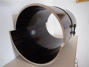 建筑圆柱模ban加工定制任意尺寸 建筑圆柱模banjia格是多少