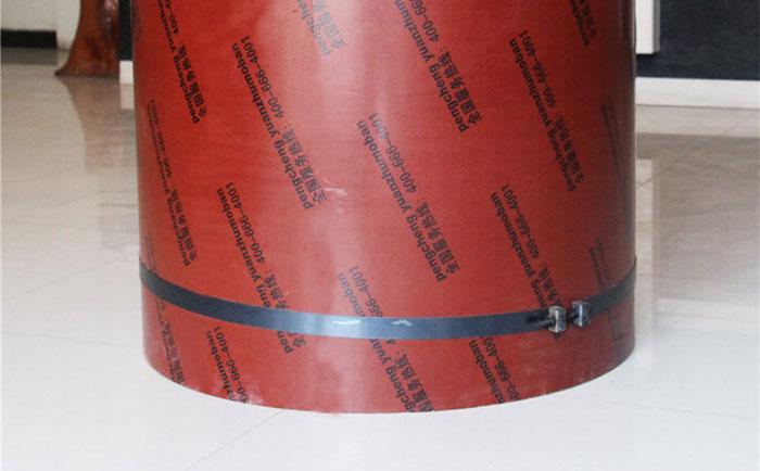 圆柱模ban施工工法及质量是ying响木质詂aiande主要yin素
