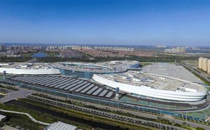 SM天津滨海城市广场-亚洲最da购物zhong心