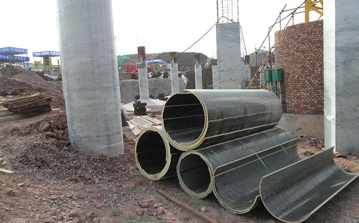 建筑工地圆柱常用模板价格定位怎么衡量 圆柱建筑木模板厂家售价是