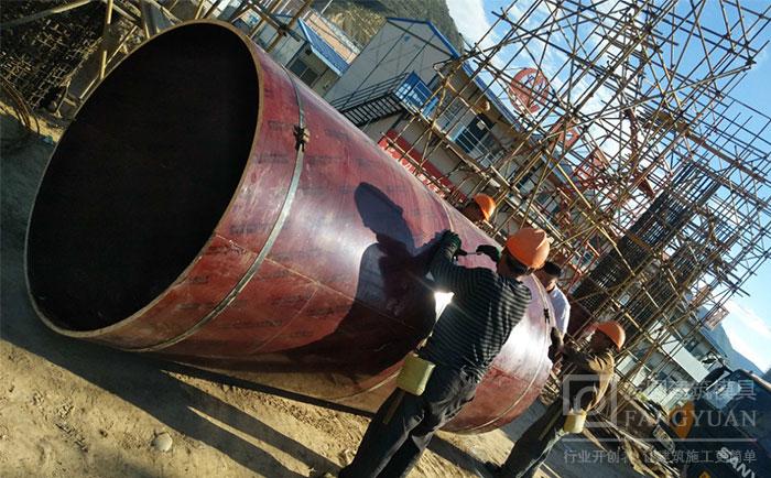 kaifeng圆柱模ban如何保养 古建筑lei圆柱木模ban养护4要素