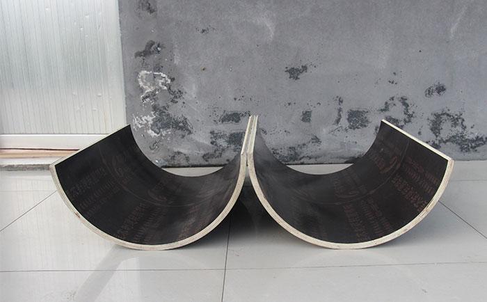 木质圆柱子模ban