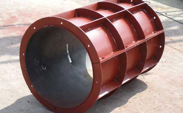 圆柱钢模ban与圆柱木模ban现浇圆形柱子na个更好用