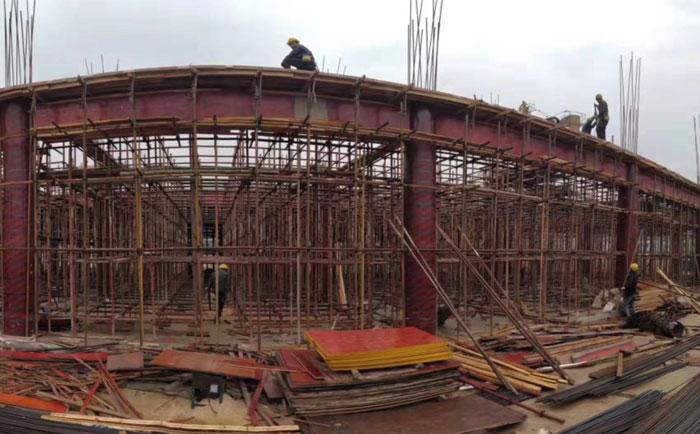 通城xian恒泰汽车城xiangmu形xiang工程